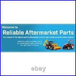 44 GT6000 Fits Craftsman Mower Deck Rebuild Kit Spindles Blades Pulleys Belt
