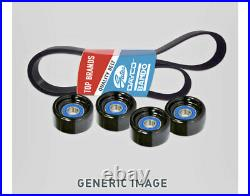 Belt & Pulley Kit for Hyundai Diesel iMax & iLoad (2008-2012) 2.5L TD