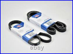 Belts Pulleys Hoses Pump for Commodore VT VU VX VY 5.7 V8 GEN3 LS1 (Not VZ)