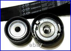 Dephaser Pulley & Timing Belt Kit & Water Pump Renault Megane III / Clio III Rs