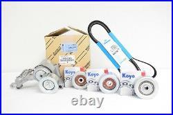 Drive Belt Tensioner & Idler Pulley Kit For Toyota 4Runner 4.0L 03-09