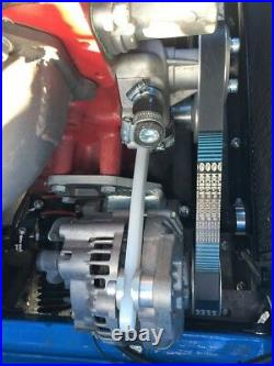 Escort Mk1 Mk2 Works Spec Pinto Engine Alternator Kit inc Pulleys + Belt Group4
