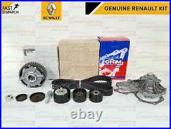 For Clio Sport 172 182 Dephaser Pulley Genuine Timing Belt Kit Water Pump New