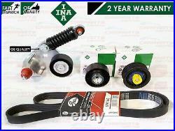 Ford Mondeo 2.0 2.2 DI Tddi Tdci Alternator Drive Fan Belt Pulley Tensioner Kit