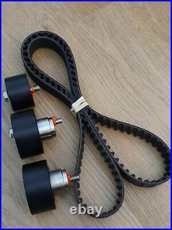 Ford Zetec 1.8 2 Litre ST170 Blacktop WRC style complete timing belt pulley kit