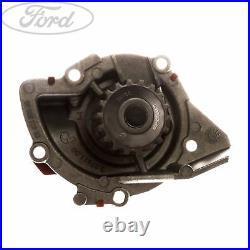 Genuine Ford C-Max Mondeo Galaxy Focus Kuga Cam Belt Kit & Water Pump 1855735