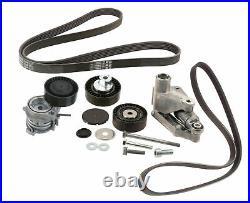 INA Accessory Drive Belt Tensioner Idler Pulley For BMW E46 E60 E53 330Ci X5