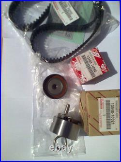 JDM Toyota Altezza GXE10 Genuine 1GFE Timing Belt Tenioner Idler Pulley Kit