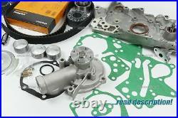 Mitsubishi Evo 4 5 6 7 Timing Belt Kit Tensioner Pulley balance shaft oil pump