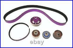 Mitsubishi Evo 9 MIVEC Timing Belt Kit 6 Piece Kit, 1 Cam pulley, HKS Koyo
