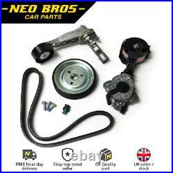 Petrol Water Pump Friction Wheel, Pulley, Tensioner & Drive Belt Kit, Mini Gen 2