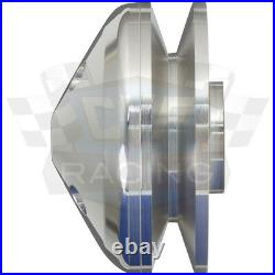 Small Block Ford 289 302 Pulleys 3 Bolt V-Belt Kit SBF 5.0 2V Set Underdrive