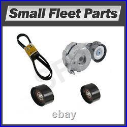 Sprinter Tensioner Serpentine Belt Pulley Kit AM Fits Dodge MB Freight no Eco