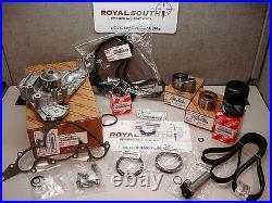 Toyota 05-06 4Runner V8 Timing Belt Water Pump Tensioner Pulley Kit Genuine OE