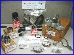 Toyota 4Runner Timing Belt Water Pump Tensioner Idler Pulley Kit Genuine OE OEM