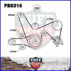 VE HSV LS2 LS3 V8 25% Powerbond Underdrive Balancer Belt & Pulley Kit 06-10 New